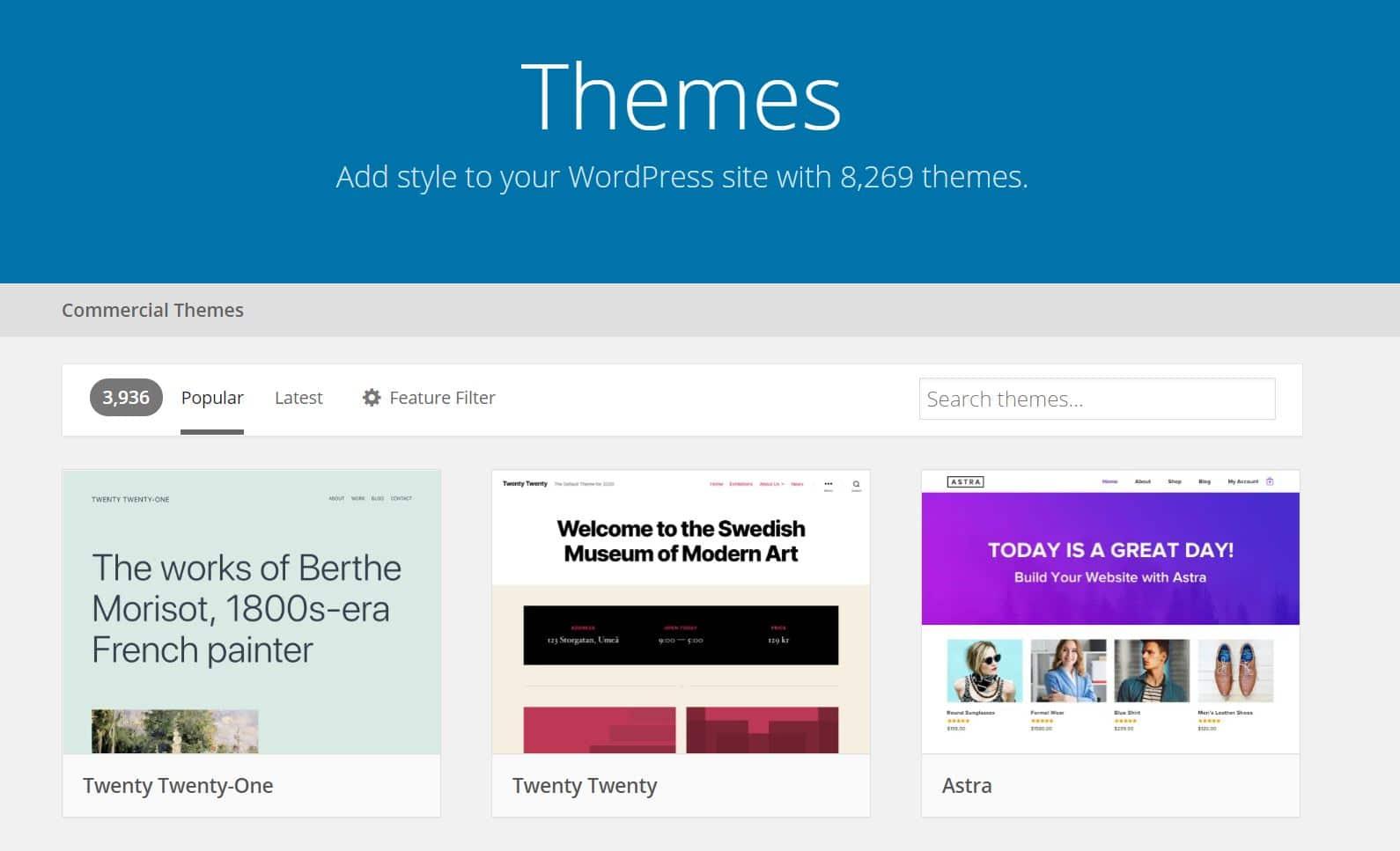 2-3-wordpress-themes