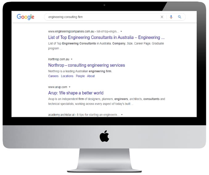 seo for engineers