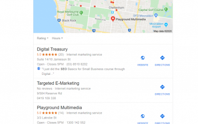 How to Boost Your Google Map Ranking in Australia